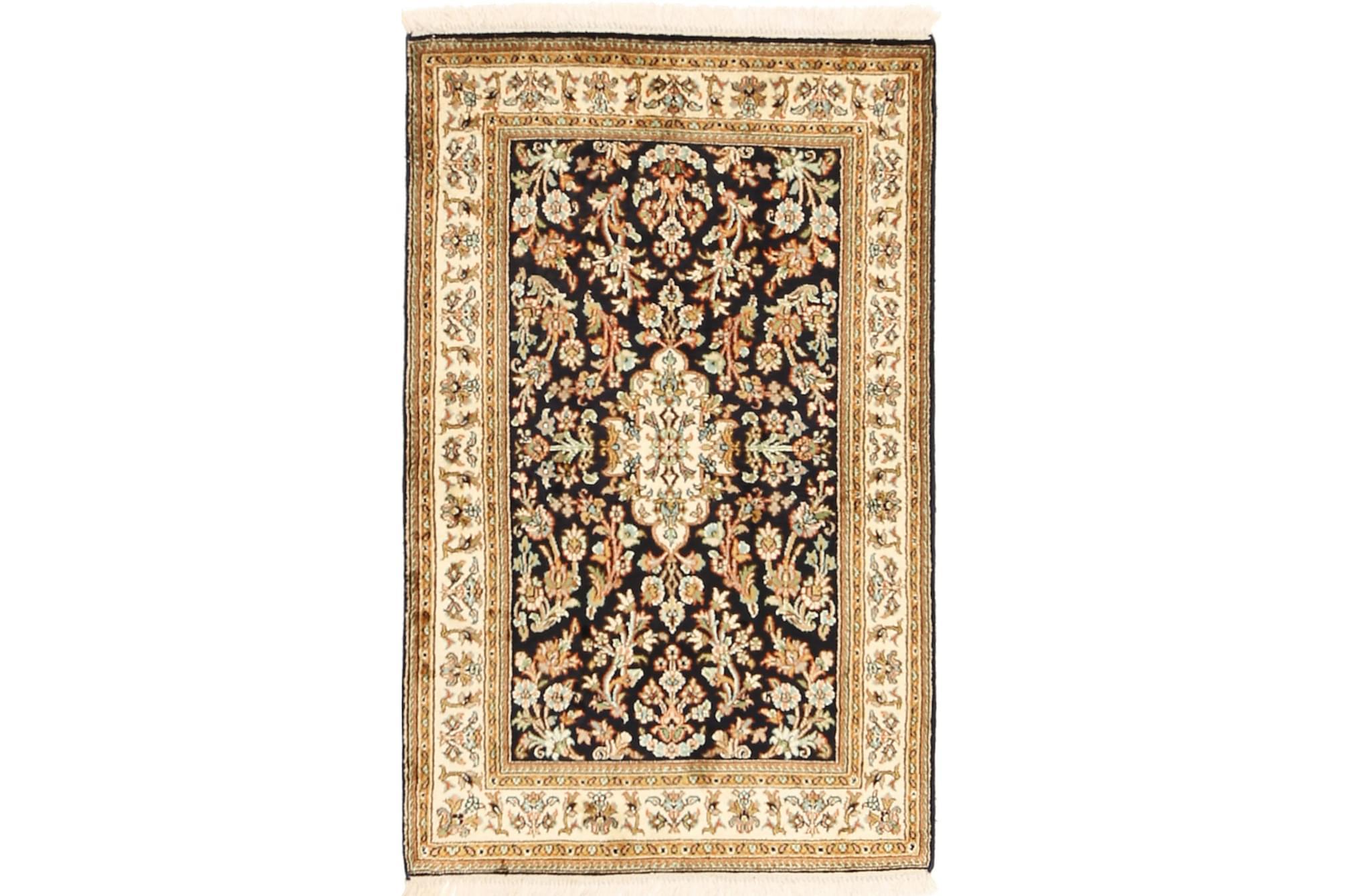ORIENTALISK Silkesmatta Kashmir 61×98