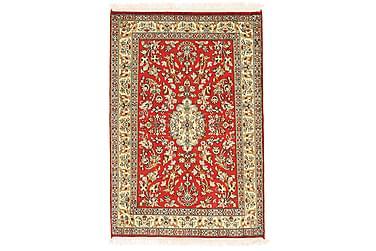 Orientalisk Silkesmatta Kashmir 64x94