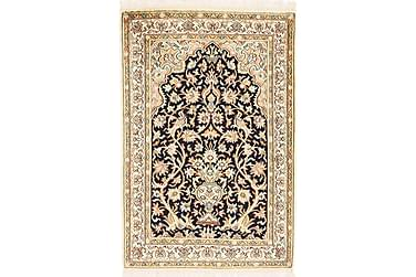Orientalisk Silkesmatta Kashmir 65x96