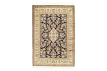 Orientalisk Silkesmatta Kashmir 66x97