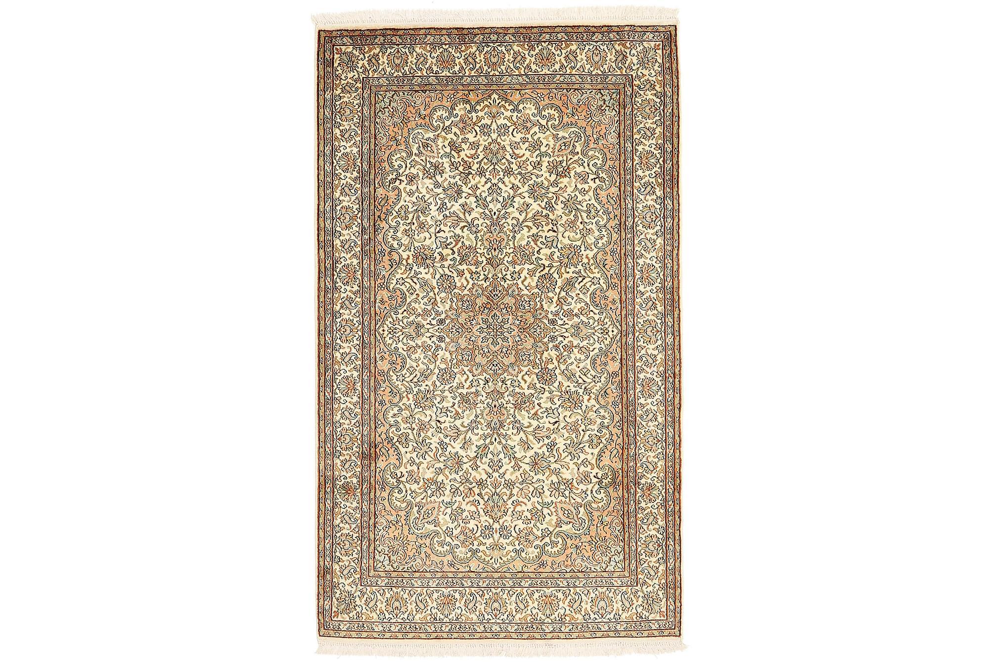 ORIENTALISK Silkesmatta Kashmir 94×159
