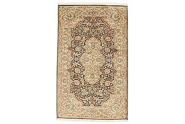 Orientalisk Silkesmatta Kashmir 97x156