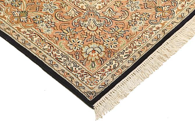 STOR Silkesmatta Kashmir 184x288 - Beige|Brun - Möbler & Inredning - Mattor - Äkta silkesmattor