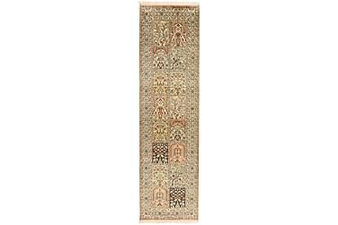 Stor Silkesmatta Kashmir 64x236