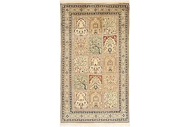 Stor Silkesmatta Kashmir 91x161