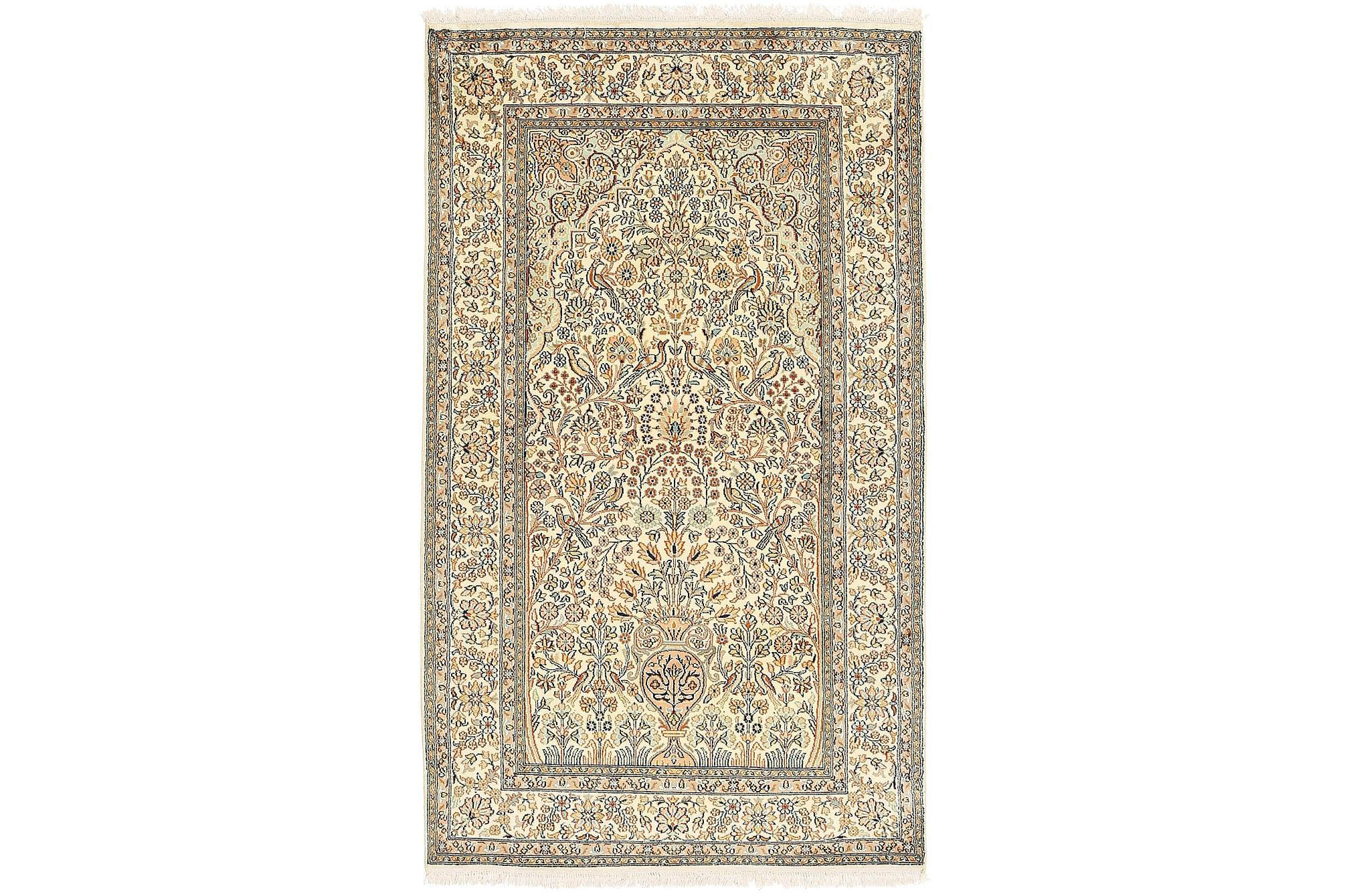 STOR Silkesmatta Kashmir 95×160