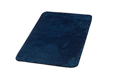 LUCUS Badrumsmatta 120x70 Mörkblå
