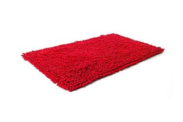 RASTA Bomullsmatta 50x80 Röd