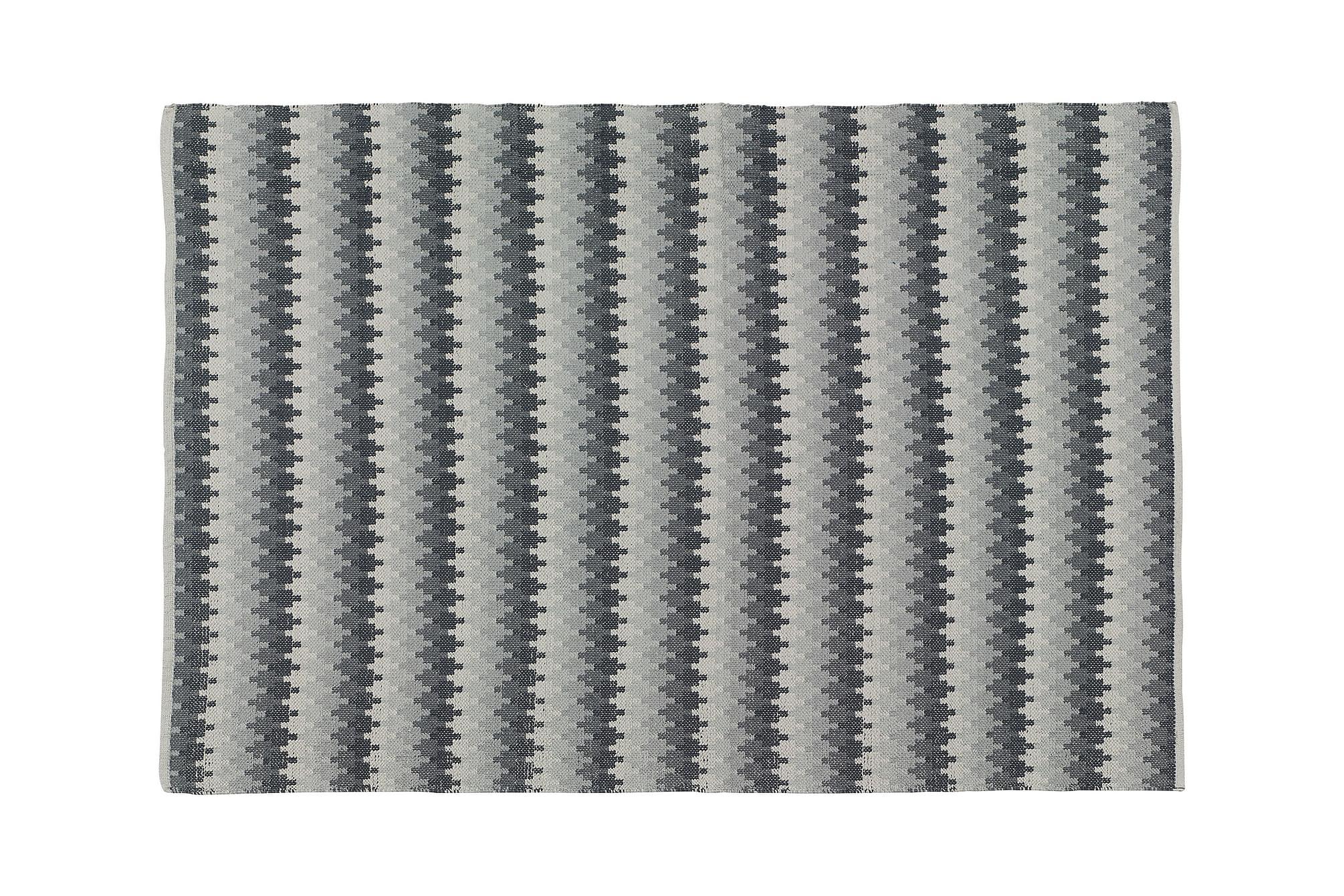 ETHNO Bomullsmatta 170×240 Granit