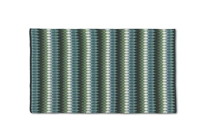 ETHNO Bomullsmatta 80x200 Salvia - Möbler & Inredning - Mattor - Bomullsmattor