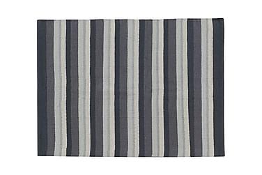 STRIPE Bomullsmatta 50x80 Granit