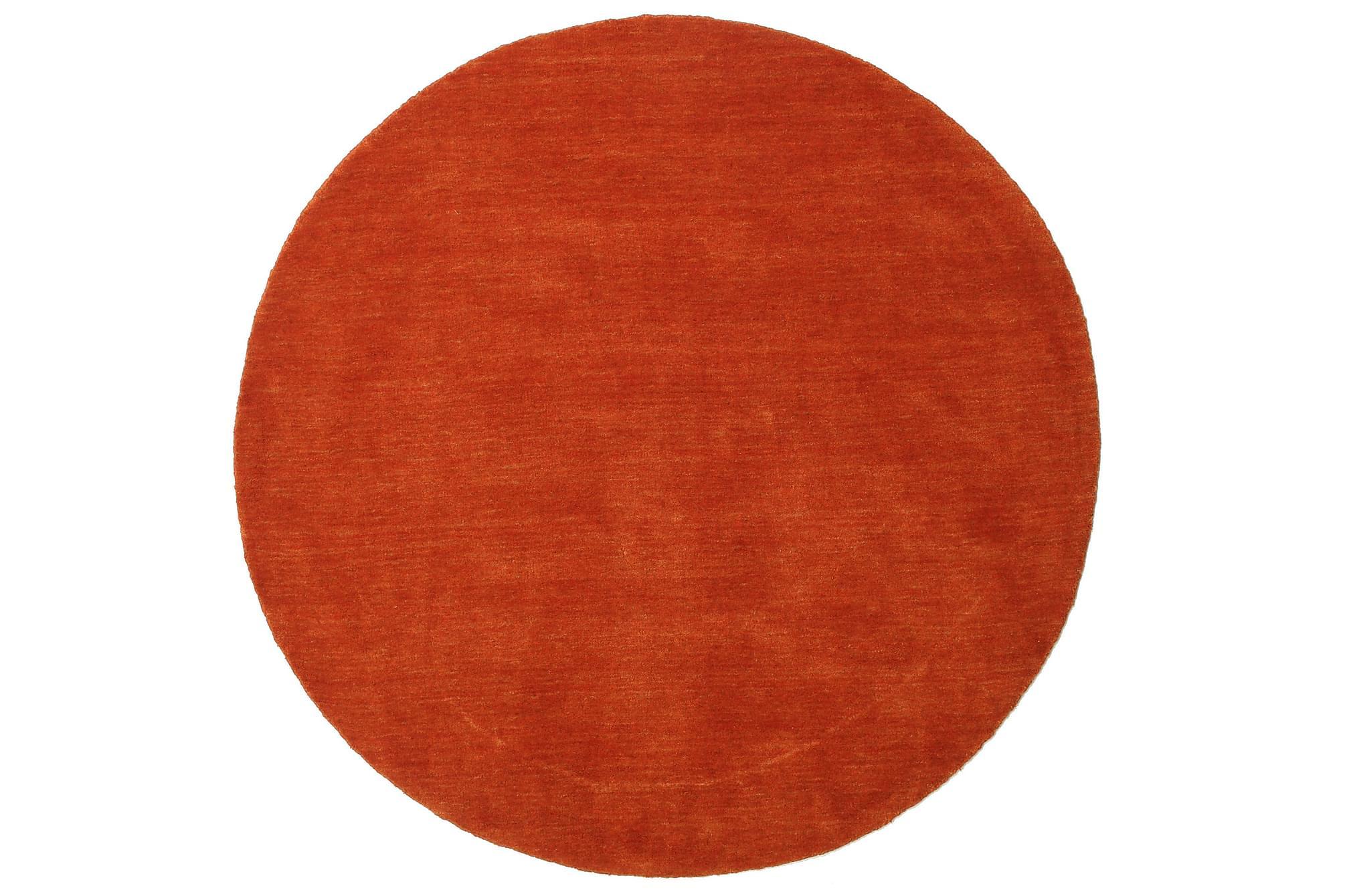 HANDLOOM Matta Rund 150 Orange
