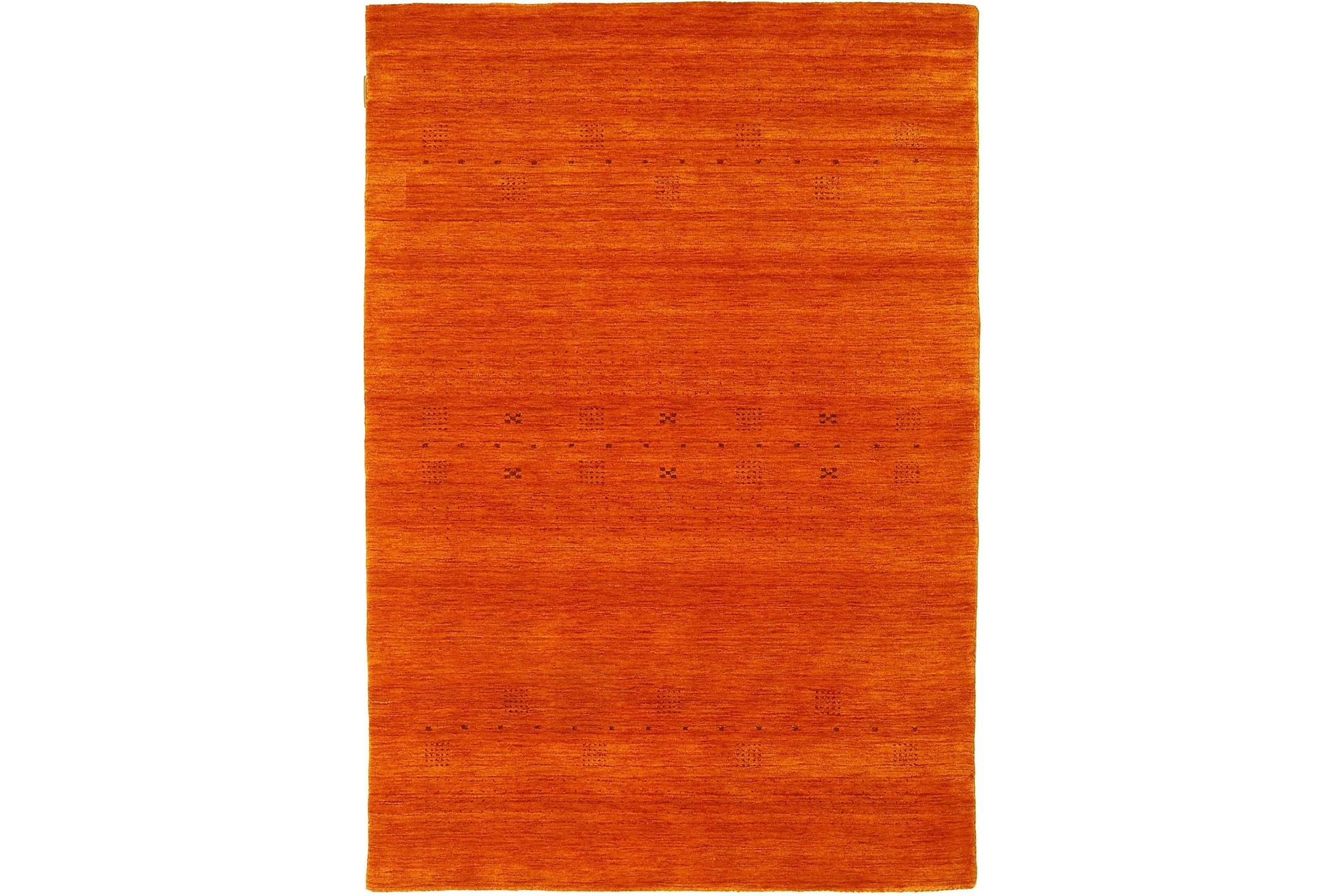 LORIBAF Loom Eta – Orange matta 120×180 Modern Matta
