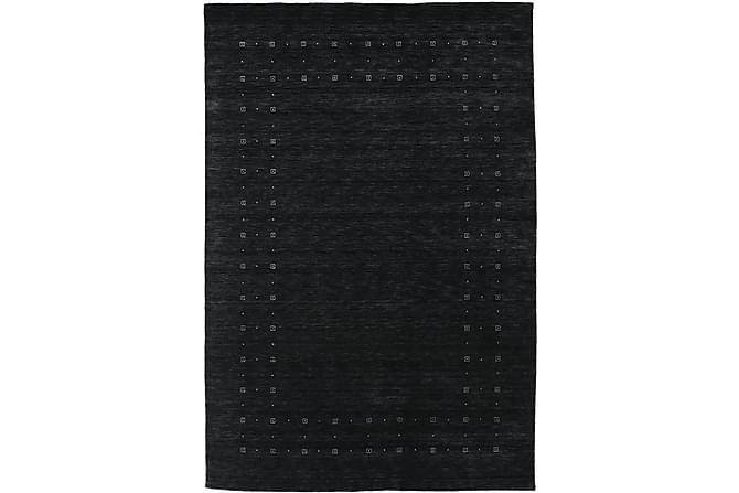 Stor Matta Loribaf 190x290 - Svart - Inomhus - Mattor - Enfärgade mattor