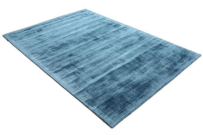 STOR Matta Tribeca 160x230 - Blå - Möbler & Inredning - Mattor - Enfärgade mattor
