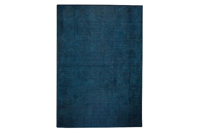 BERISSO Viskosmatta 160x230 Blå - Inomhus - Mattor - Flatvävda mattor