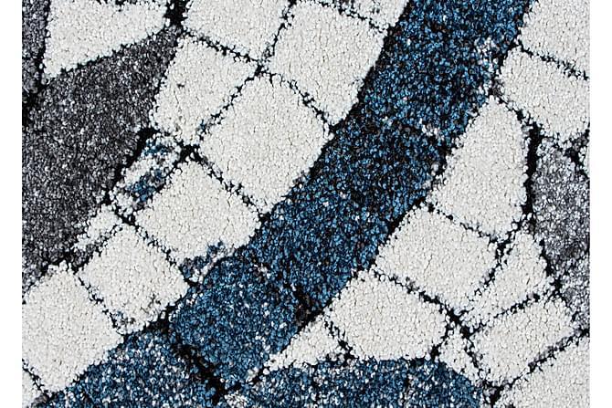 GRACIELA Matta 200x290 Turkos - Inomhus - Mattor - Flatvävda mattor