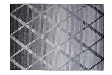 SIARRA Matta 135x190 Ljusgrå