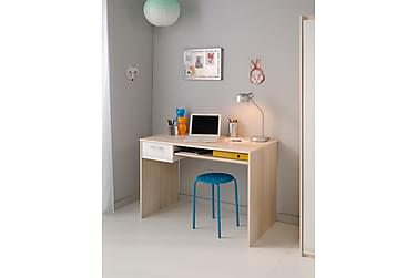 DESIDERIA Skrivbord 109 Brun/Vit
