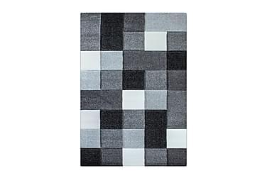 TRELEW Matta 160x230 Mosaik Grå