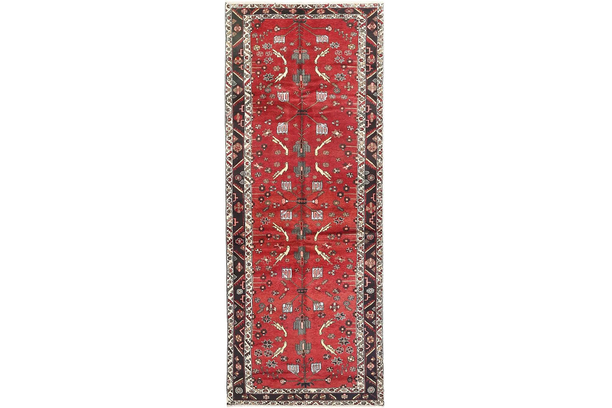 BAKHTIAR Gångmatta 140×375 Persisk Röd