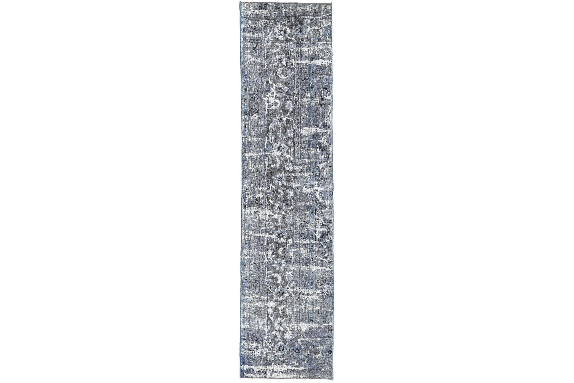 COLORED VINTAGE Gångmatta 67×287 Stor Grå