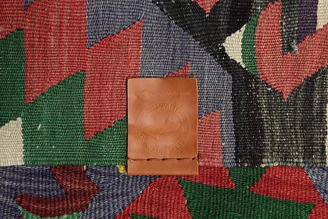 Gångmatta 165x375 Stor Semiantik Flerfärgad - Inomhus - Mattor - Gångmattor