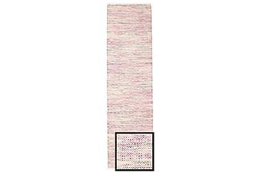 HUGO Bomullsmatta 80x300 Stor Rosa