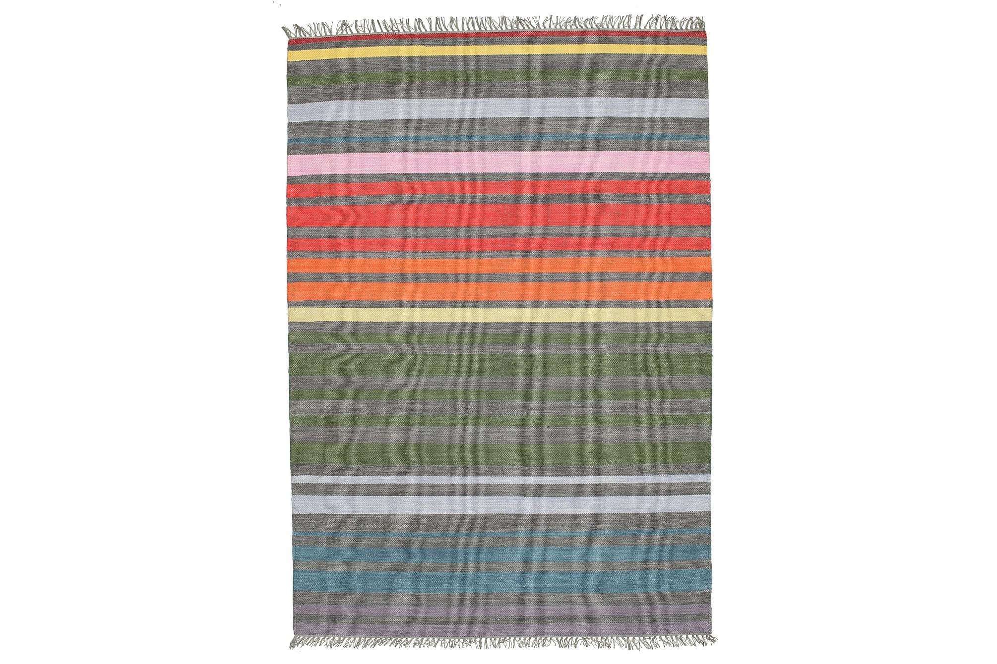 Stor Matta Rainbow 160×230
