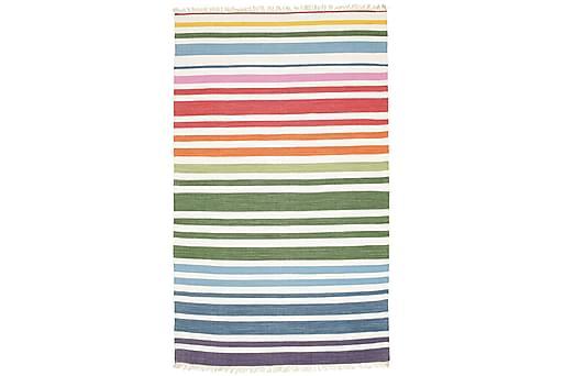 Stor Matta Rainbow 180x280, Gångmattor