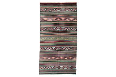Kelim semiantik Turkisk matta 168x327 Orientalisk Matta