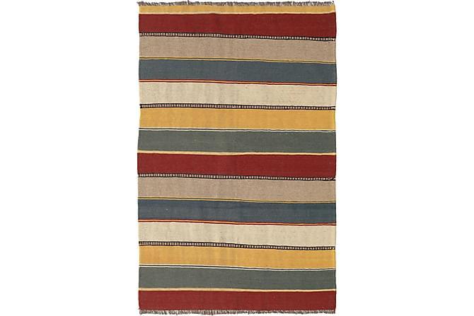 Orientalisk Kelimmatta 123x188 - Flerfärgad - Inomhus - Mattor - Kelimmattor