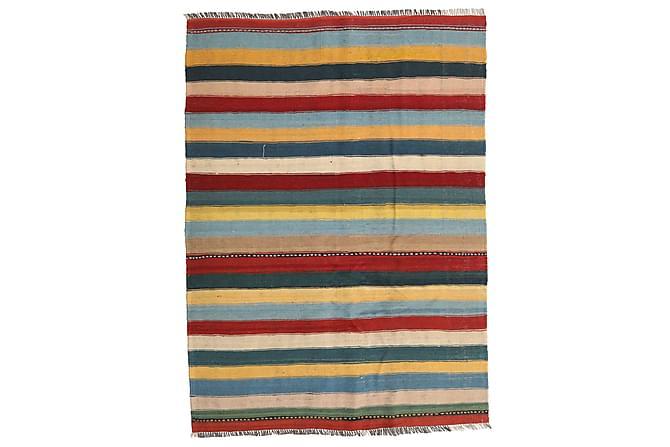 Orientalisk Kelimmatta 125x174 - Flerfärgad - Inomhus - Mattor - Kelimmattor