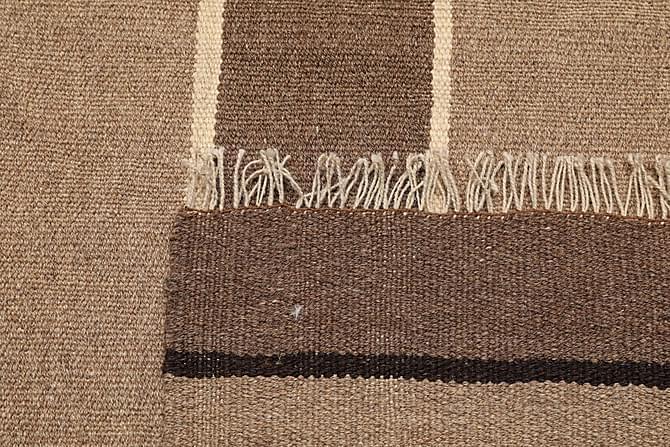 ORIENTALISK Kelimmatta 128x194 - Beige|Brun - Möbler & Inredning - Mattor - Kelimmattor