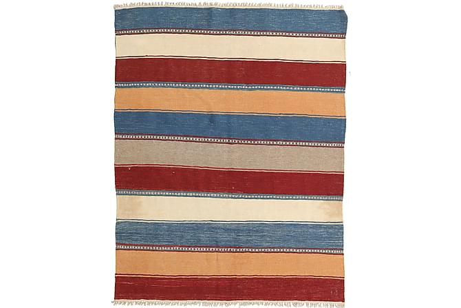Orientalisk Kelimmatta 134x176 - Flerfärgad - Inomhus - Mattor - Kelimmattor