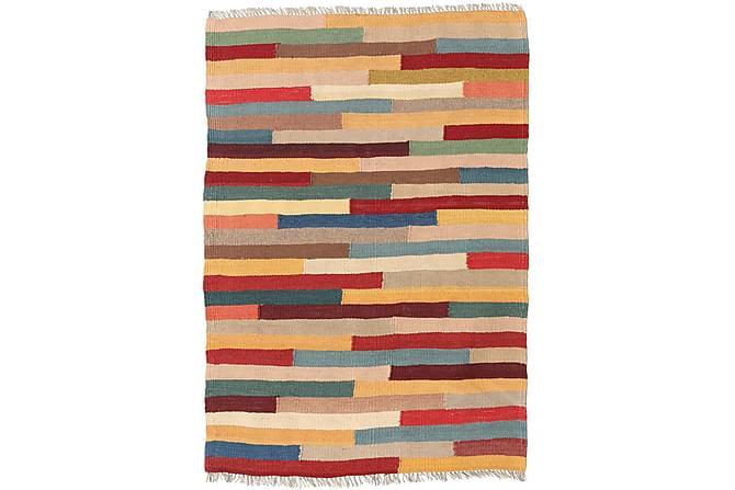 Orientalisk Kelimmatta  86x123 - Flerfärgad - Inomhus - Mattor - Kelimmattor