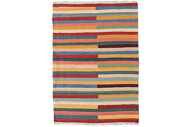 Orientalisk Kelimmatta  92x129 - Flerfärgad - Inomhus - Mattor - Kelimmattor