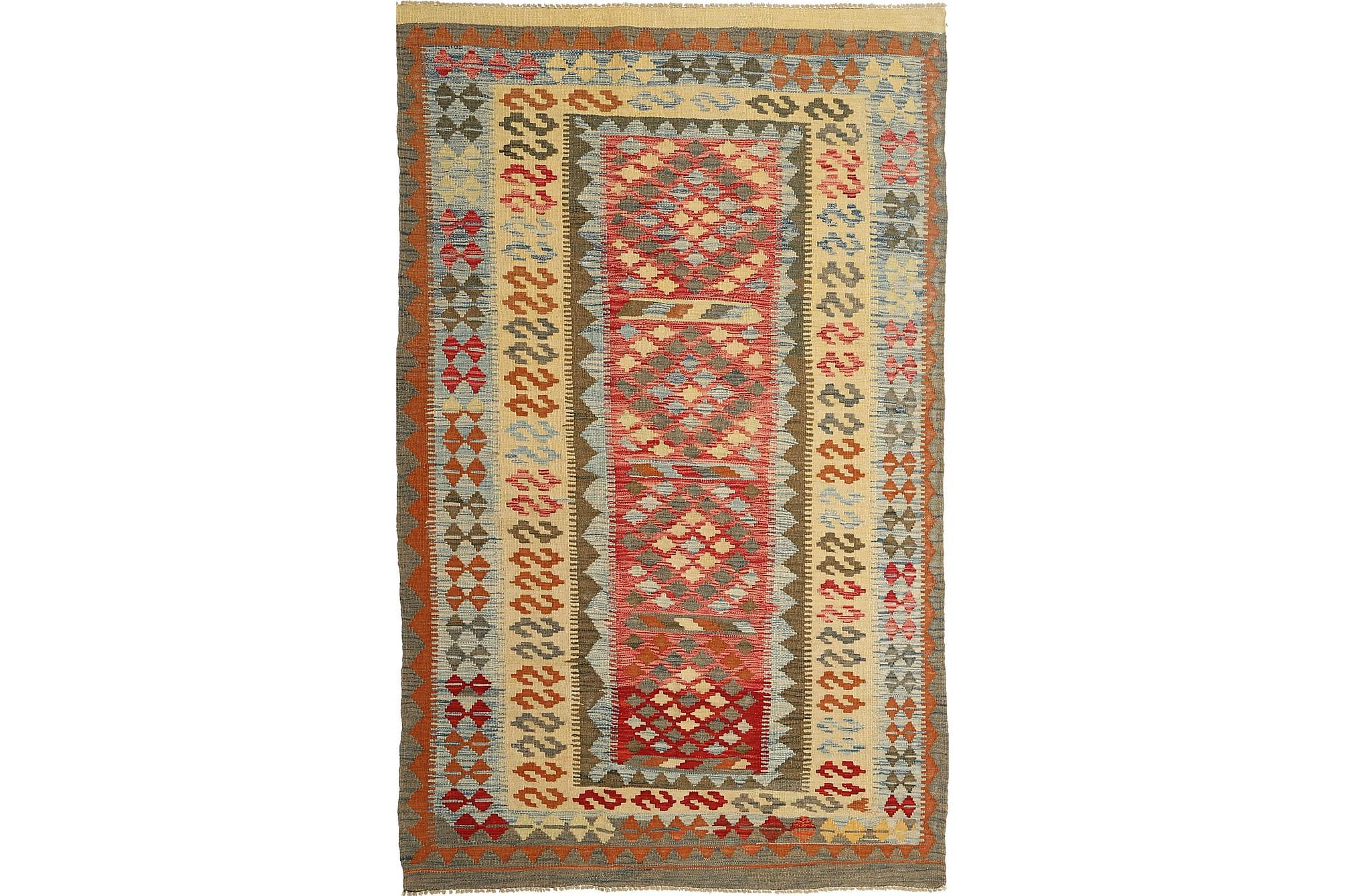 ORIENTALISK Kelimmatta Afghan 144×240