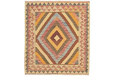 Orientalisk Kelimmatta Afghan 92x101
