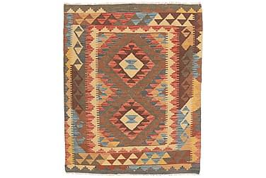 Orientalisk Kelimmatta Afghan 94x120