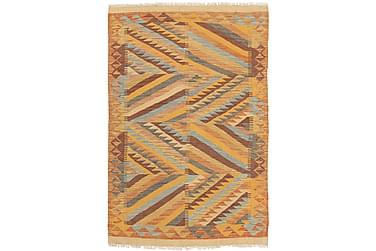 Orientalisk Kelimmatta Afghan 94x142
