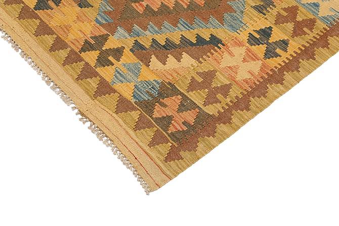 Orientalisk Kelimmatta Afghan 95x101 - Flerfärgad - Inomhus - Mattor - Kelimmattor