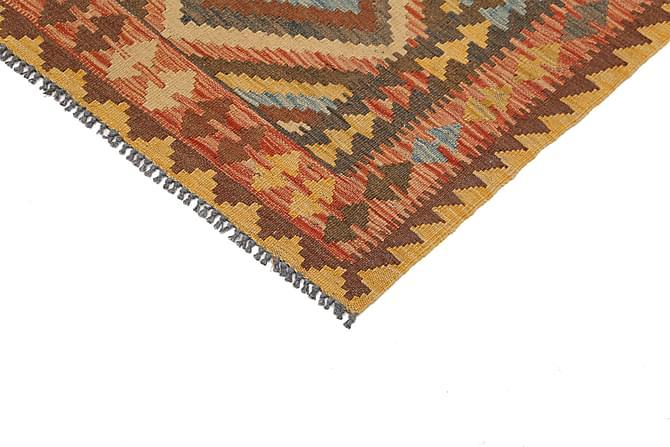 Orientalisk Kelimmatta Afghan 95x104 - Flerfärgad - Inomhus - Mattor - Kelimmattor