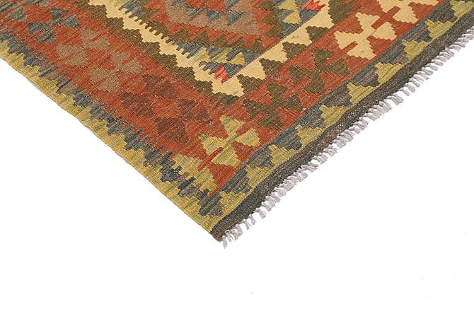 ORIENTALISK Kelimmatta Afghan 96x152 - Flerfärgad - Möbler & Inredning - Mattor - Kelimmattor