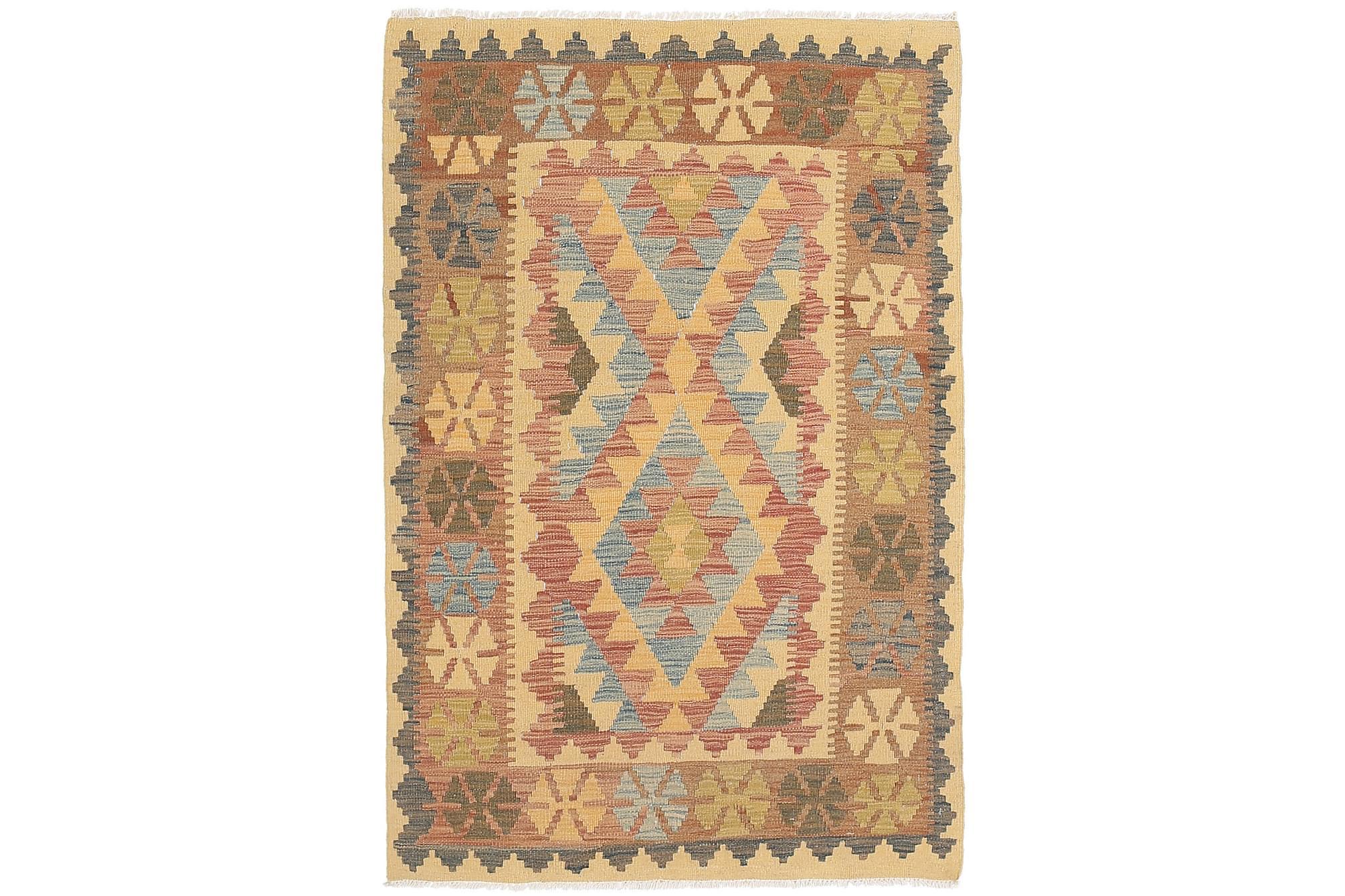 ORIENTALISK Kelimmatta Afghan 98×145