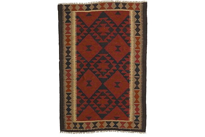 Orientalisk Kelimmatta Maimane 100x149 - Flerfärgad - Inomhus - Mattor - Kelimmattor