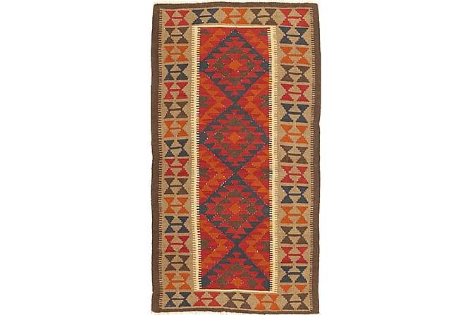 Orientalisk Kelimmatta Maimane 101x193 - Flerfärgad - Inomhus - Mattor - Kelimmattor