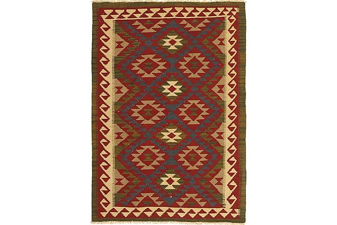 Orientalisk Kelimmatta Maimane 102x153 - Flerfärgad - Inomhus - Mattor - Kelimmattor