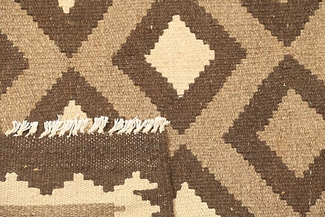 Orientalisk Kelimmatta Maimane 151x248 - Brun - Inomhus - Mattor - Kelimmattor