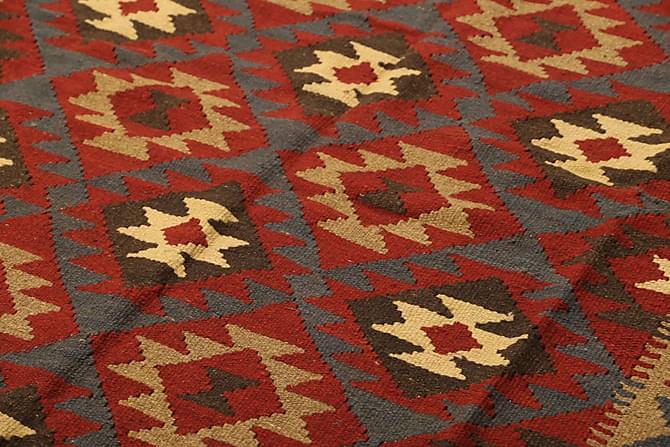 Orientalisk Kelimmatta Maimane 157x247 - Flerfärgad - Inomhus - Mattor - Kelimmattor